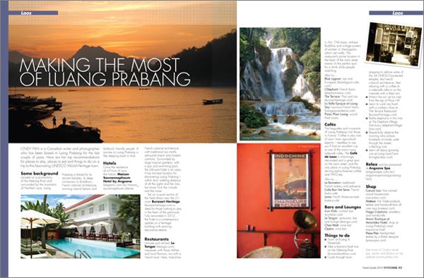 Guide to Luang Prabang